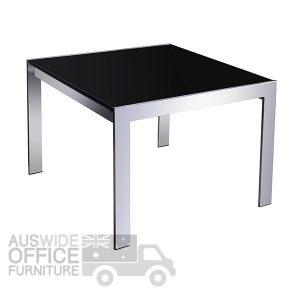 Rapidline Glass Top Coffee Table