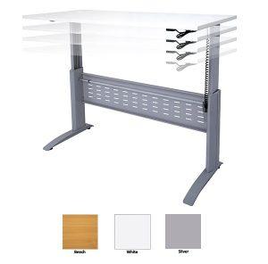Rapid Span Height Adjustable Desk